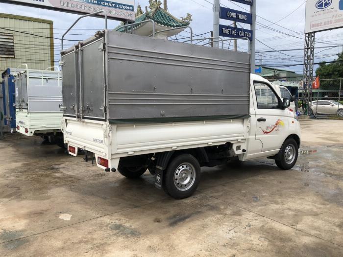 Foton thùng bạt, tải trọng 850kg chất lượng Nhật Bản 8