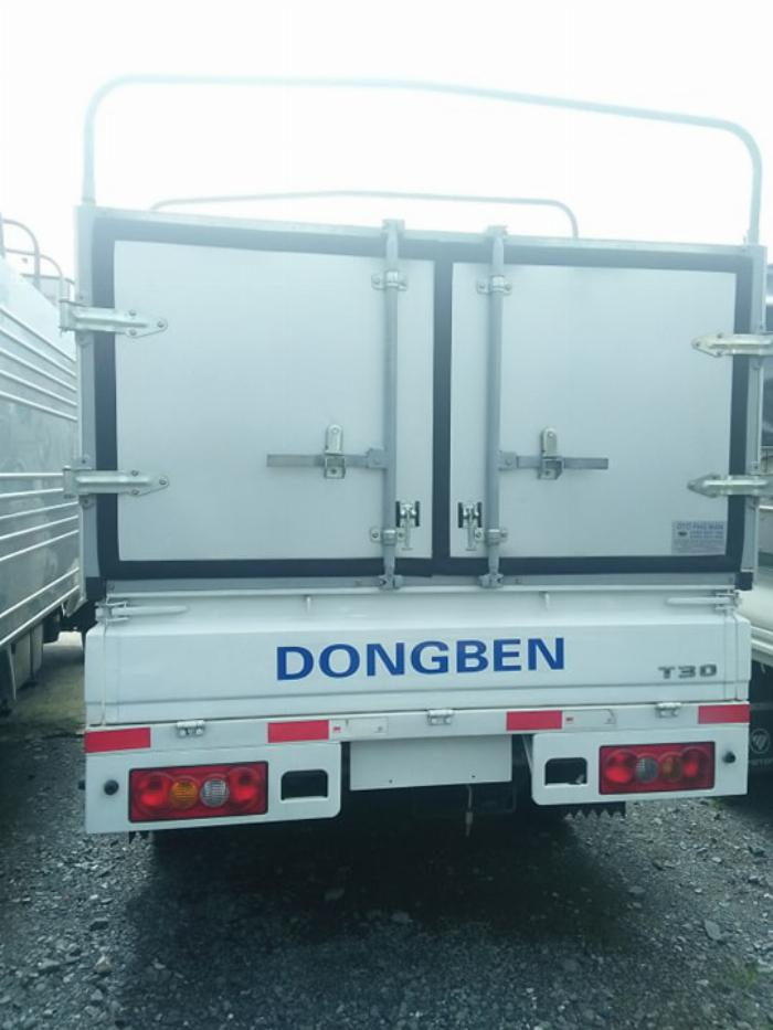 DongBen mui bạt 990kg, giá tốt 3
