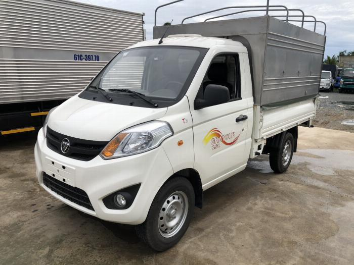 Foton thùng bạt, tải trọng 850kg chất lượng Nhật Bản 7