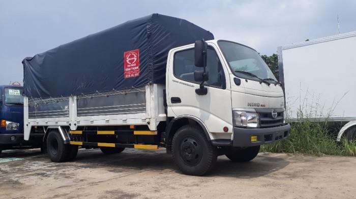 Giới thiệu xe tải Hino 3t5