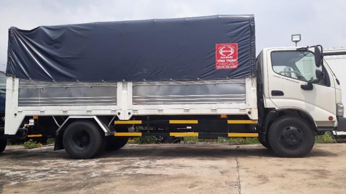Mua bán xe tải Hino 3.5 tấn giá tốt, nhiều ưu đãi trên Xe MuaBanNhanh