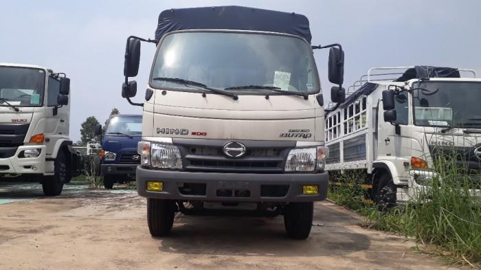 Tư vấn mua xe tải Hino 3t5 cũ