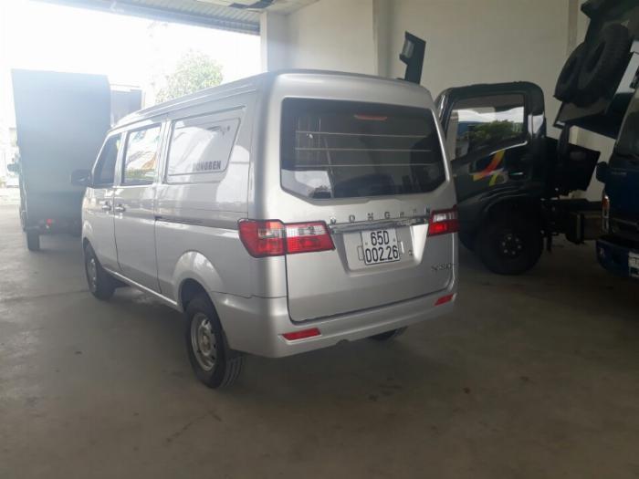 xe bán tải dongben X30 5 chỗ, 2 chỗ 950kg vivu cùng gia đình và chở hàng.