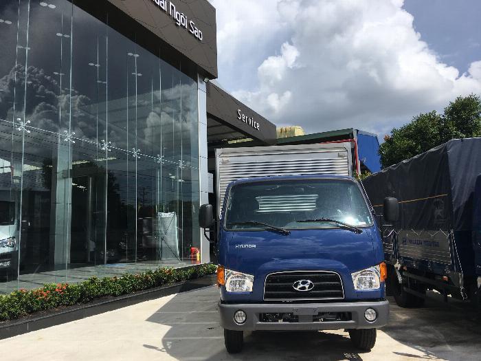 Xe tải Hyundai 7 tấn 110S,trả 160tr giao xe 2