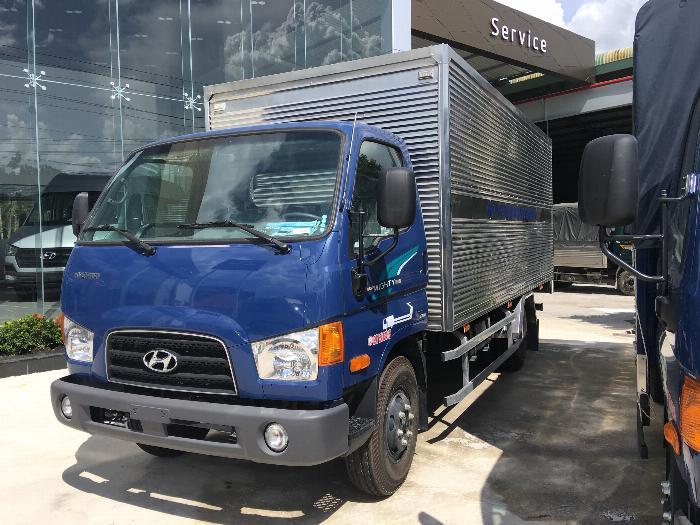 Xe tải Hyundai 7 tấn 110S,trả 160tr giao xe 6