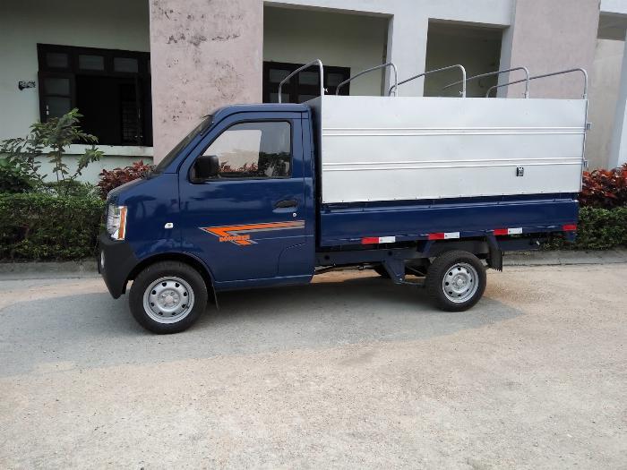 Xe tải DONGBEN 870kg,trả trước 10tr nhận ngay xe,xe đời 2018 2
