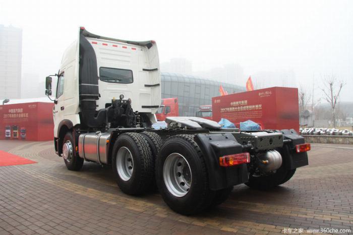 Xe đầu kéo Howo 380hp và 420hp 2