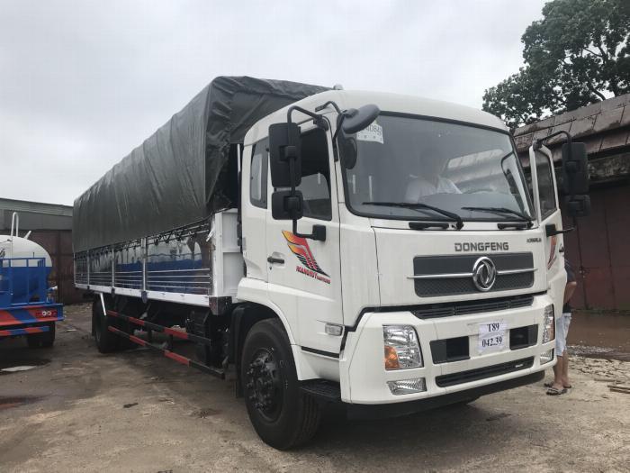 Xe tải thùng B180 Dongfeng Hoang Huy 0