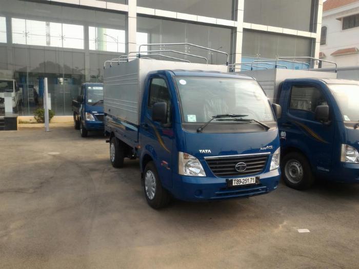 Xe tải 1t2 tata super nhập khẩu Ấn Độ 11