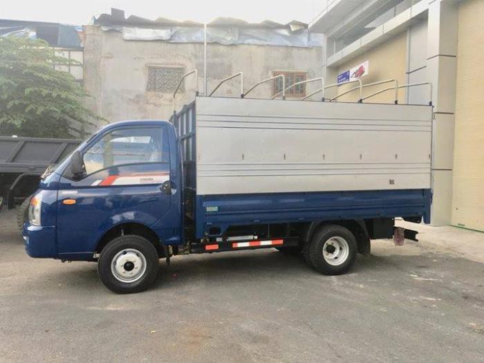 Xe tải daisaki 3t5 máy isuzu 4