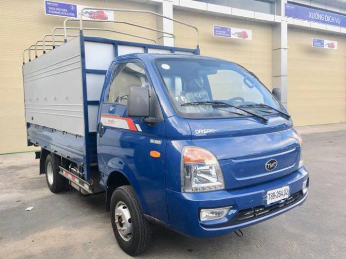 Xe tải daisaki 3t5 máy isuzu 5