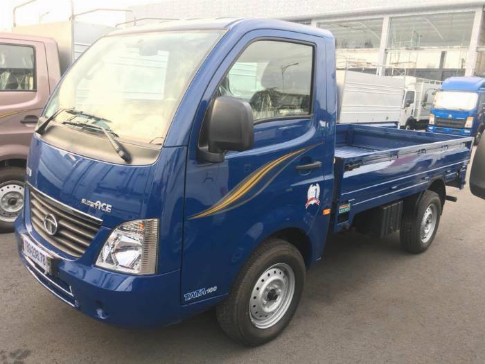Xe tải 1t2 tata super nhập khẩu Ấn Độ 2