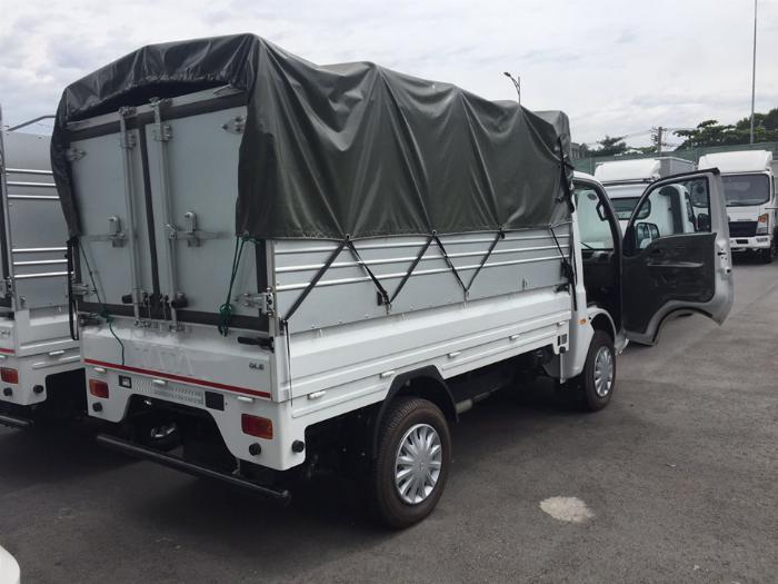 Xe tải 1t2 tata super nhập khẩu Ấn Độ 3