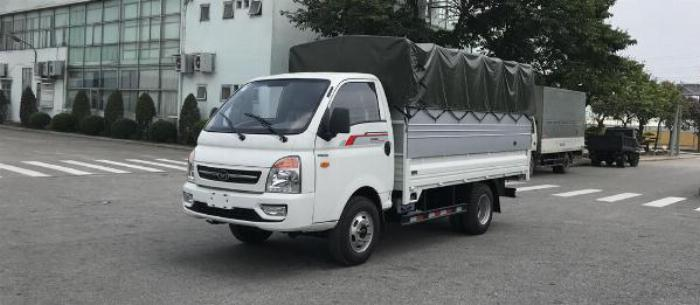 Xe tải daisaki 3t5 máy isuzu 7