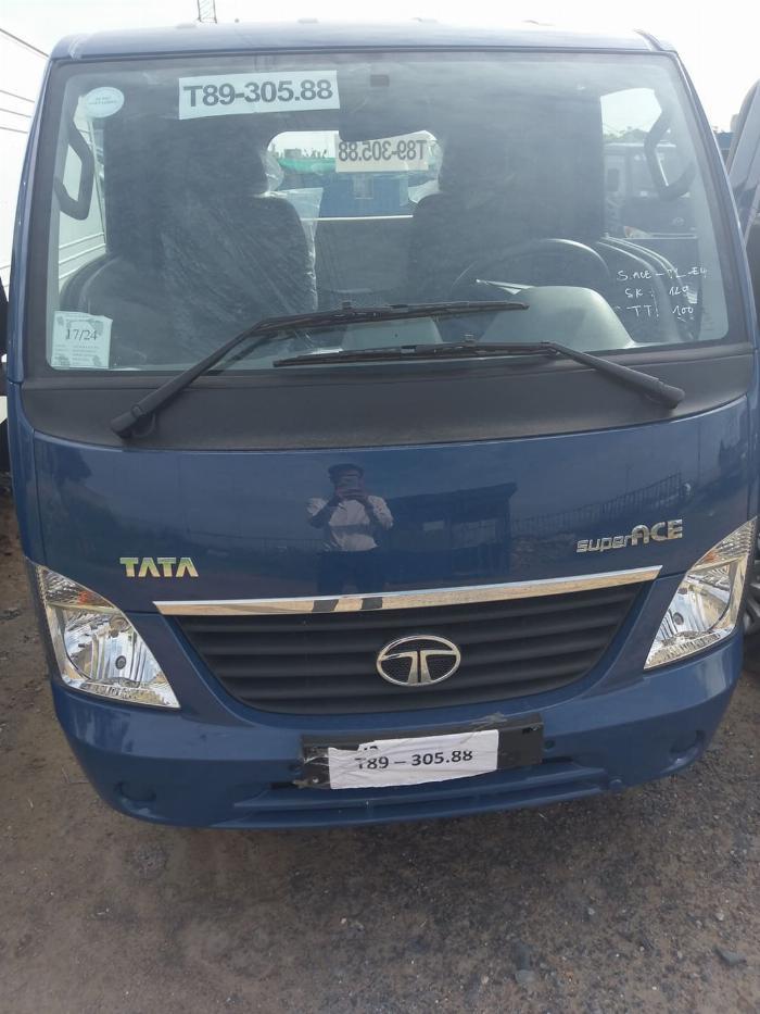 Xe tải 1t2 tata super nhập khẩu Ấn Độ 5