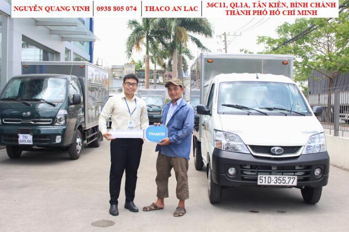XE TẢI THACO TOWNE990 - TẢI TRỌNG 1 TẤN - 2019 - ĐỘNG CƠ SUZUKI