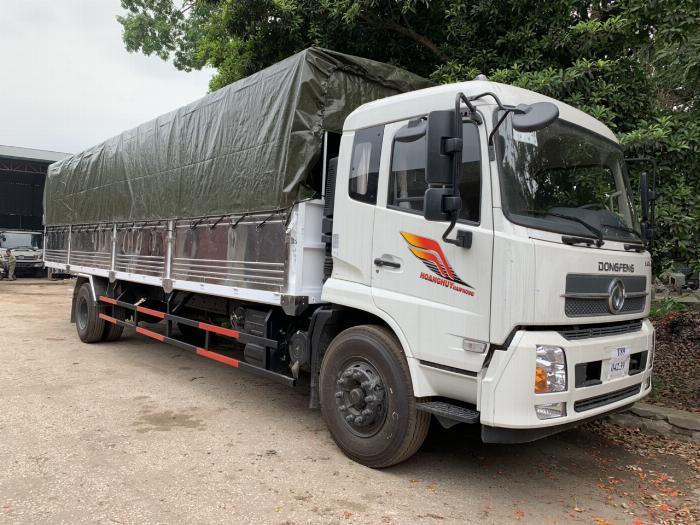 Xe tải thùng B180 Dongfeng Hoang Huy 3