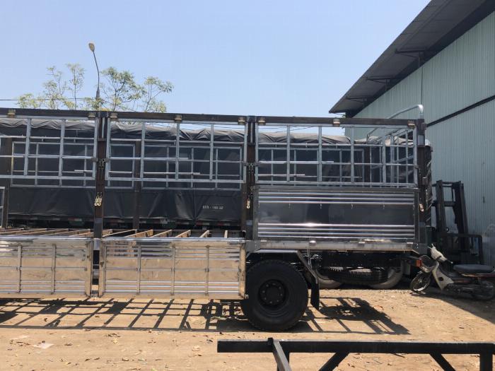 Đánh giá xe Dongfeng B180, xe tải 9.35 tấn nhập khẩu 2019