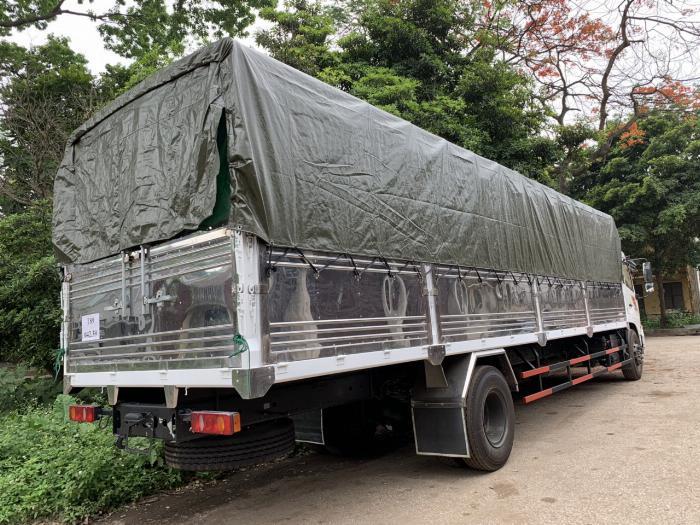 Xe tải thùng B180 Dongfeng Hoang Huy 5