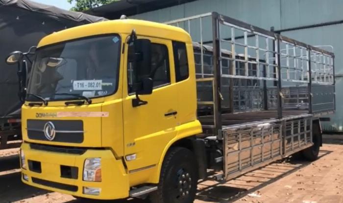 Báo giá xe tải Dongfeng B180 nhập khẩu, xe tải 9 tấn có sẵn xe, giao ngay