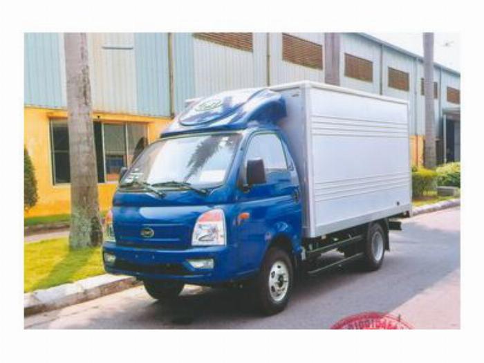 Xe tải daisaki 3t5 máy isuzu 3