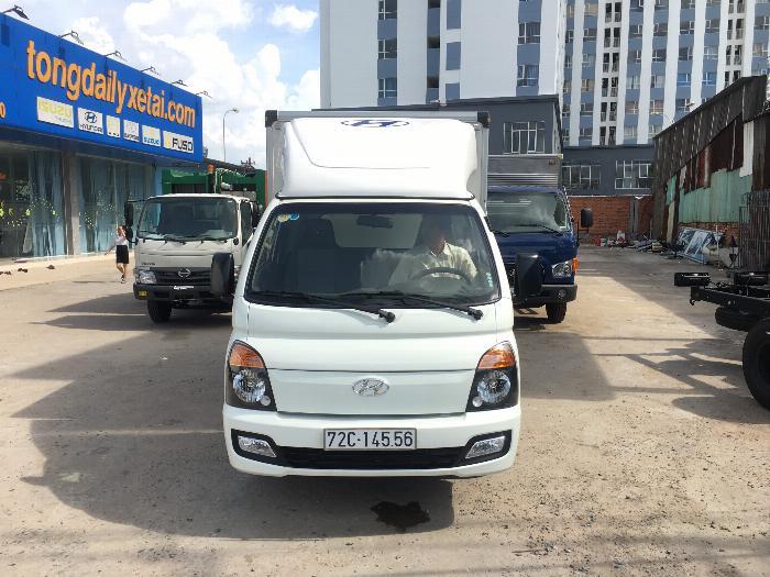 xe tải HYUNDAI H150 thùng ĐÔNG LẠNH tải 1.5 tấn - Trả Góp