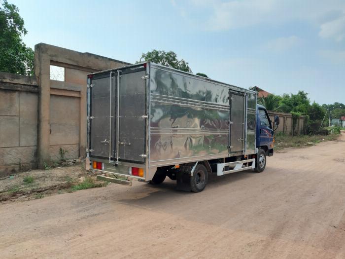Xe tải HYUNDAI N250SL tải 2.5 tấn thùng kín dài 4.3m - Trả Góp 1