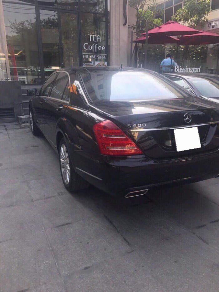 S400 hibrid, 2011, màu đen, số tự động 1