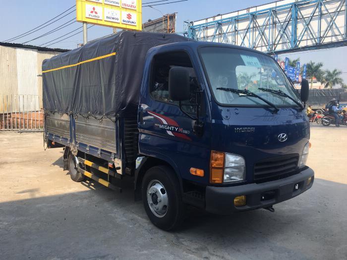 Xe tải HYUNDAI N250 thùng bạt tải 2.5 tấn - Trả Góp