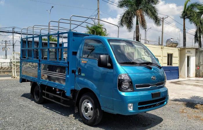 Xe tải Thaco KIA K200/K250, tải nhẹ chạy trong tp, hỗ trợ vay 75% 4