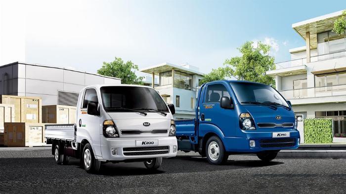 Xe tải Thaco KIA K200/K250, tải nhẹ chạy trong tp, hỗ trợ vay 75% 14