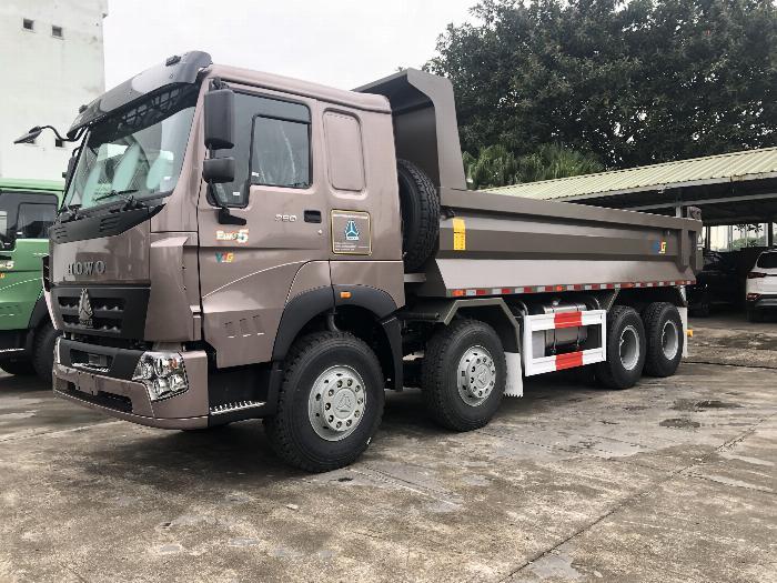 Xe tải ben howo 2019 euro 5 bán tại QUảng Ngãi