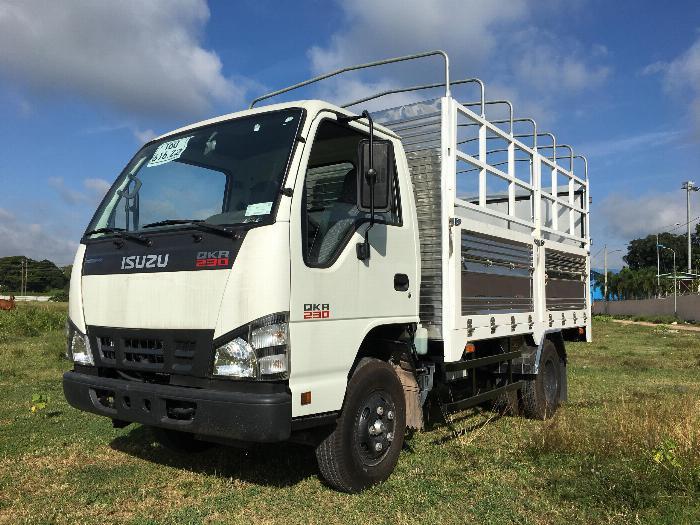 Xe tải ISUZU tải 1.4 tấn - 2.4 tấn thùng bạt dài 3.6m - Trả Góp 5