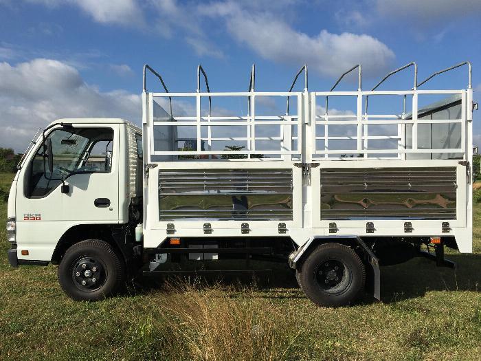 Xe tải ISUZU tải 1.4 tấn - 2.4 tấn thùng bạt dài 3.6m - Trả Góp