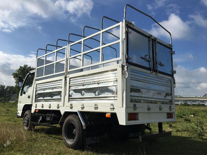 Xe tải ISUZU tải 1.4 tấn - 2.4 tấn thùng bạt dài 3.6m - Trả Góp 2