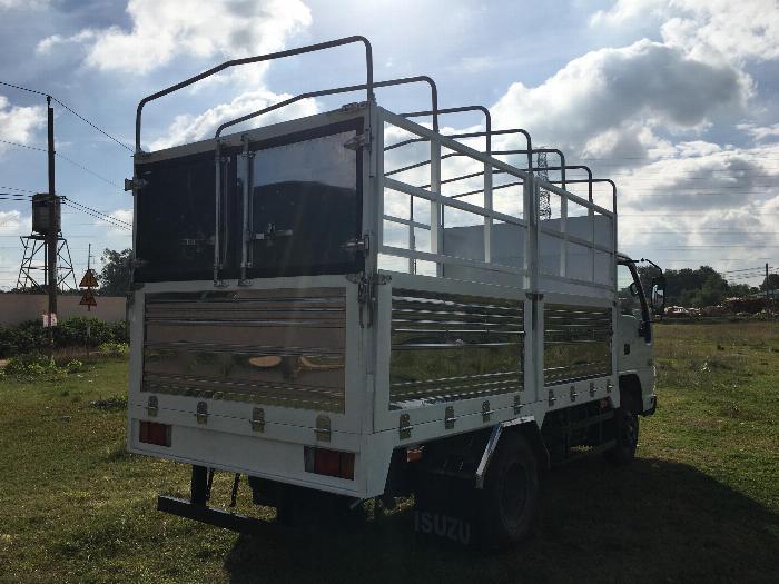 Xe tải ISUZU tải 1.4 tấn - 2.4 tấn thùng bạt dài 3.6m - Trả Góp 3
