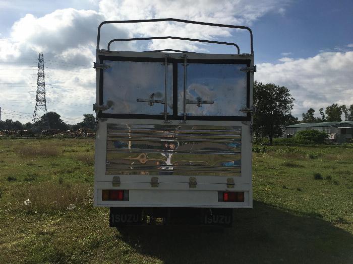Xe tải ISUZU tải 1.4 tấn - 2.4 tấn thùng bạt dài 3.6m - Trả Góp 4