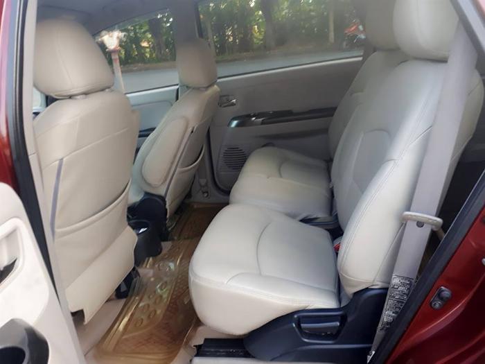 Bán Mitsubishi Grandis 2005 tự động màu đỏ xe gia đình sử dụng 4