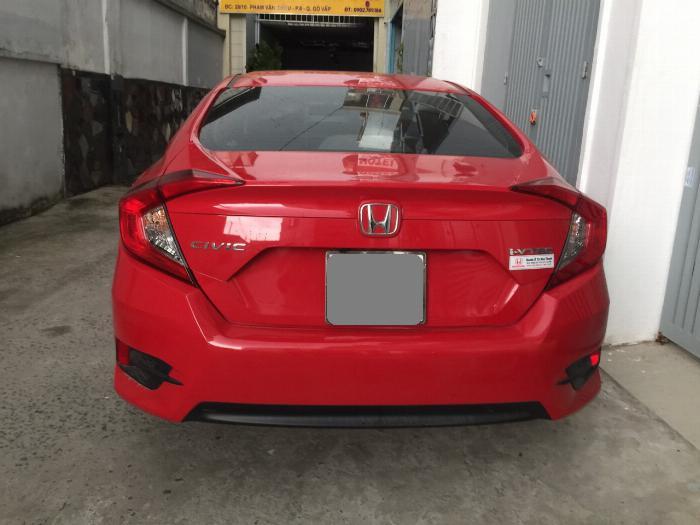 Bán Honda Civic 2018 tự động bảng 1.8 màu đỏ xe gia đình đi kỹ. 7