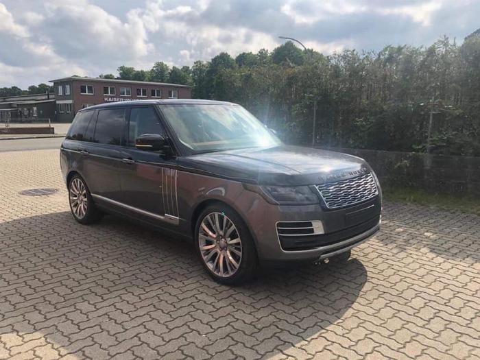 Land Rover Range Rover SVAutobiography 5.0 2019