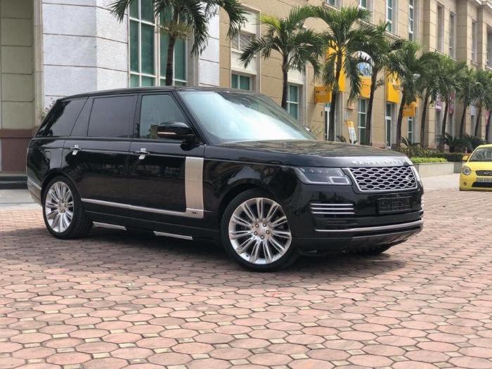 Range Rover Autobiography Lwb 5.0 2018