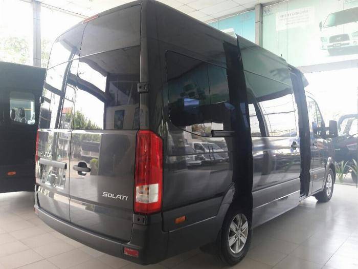 Giới thiệu Hyundai Solati