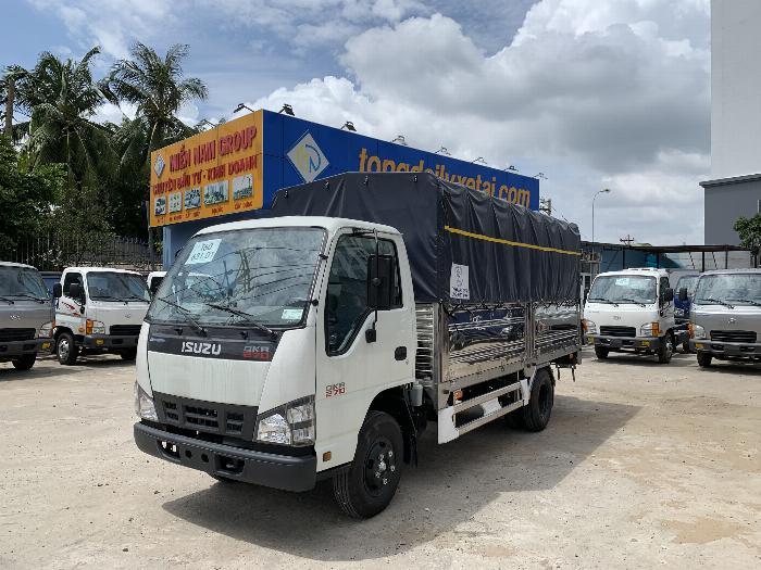 Xe tải ISUZU tải 1.9 tấn - 2.5 tấn - 2.8 tấn thùng bạt dài 4.3m - Trả Góp 7