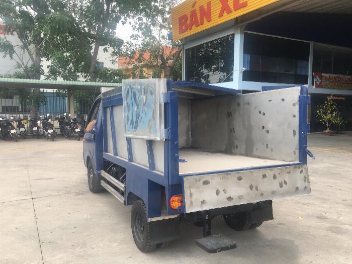Xe tải Chuyên Dùng CHỞ RÁC HYUNDAI H150 tải 1.2 tấn ( 3.72 khối ) - Trả Góp 2