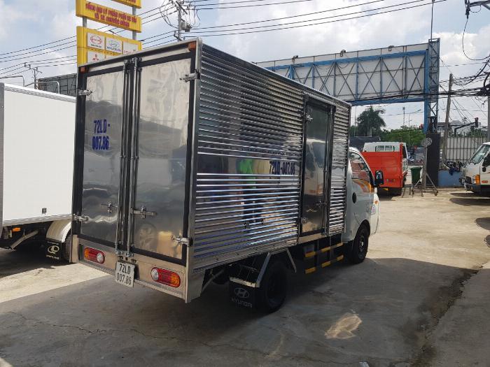 Xe tải HYUNDAI H150 2019 thùng kín tải 1.5 tấn - Trả Góp 2