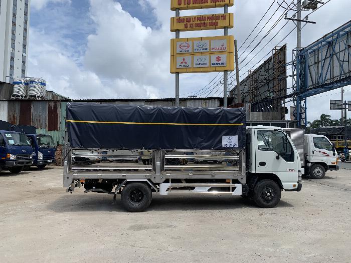 Xe tải ISUZU tải 1.9 tấn - 2.5 tấn - 2.8 tấn thùng bạt dài 4.3m - Trả Góp 2
