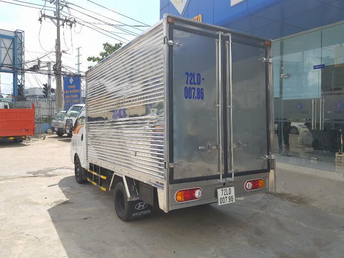 Xe tải HYUNDAI H150 2019 thùng kín tải 1.5 tấn - Trả Góp 3