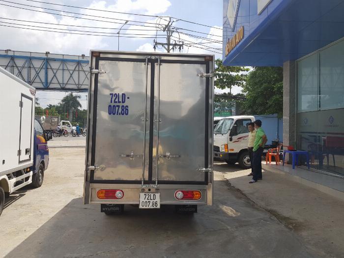 Xe tải HYUNDAI H150 2019 thùng kín tải 1.5 tấn - Trả Góp 4