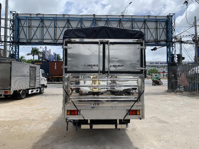 Xe tải ISUZU tải 1.9 tấn - 2.5 tấn - 2.8 tấn thùng bạt dài 4.3m - Trả Góp 6