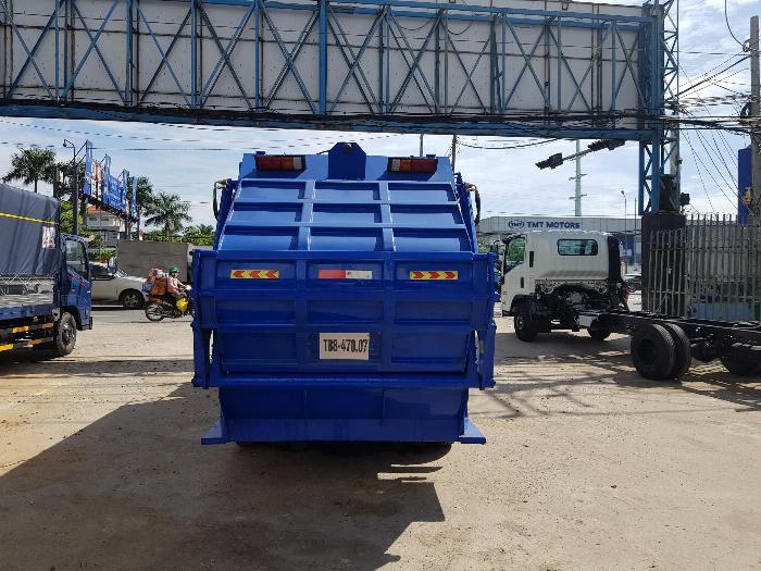 Xe tải Chuyên Dùng CHỞ RÁC HINO DUTRO XZU342L (6 khối)- Trả Góp 6